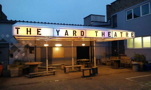 clean break the yard theatre